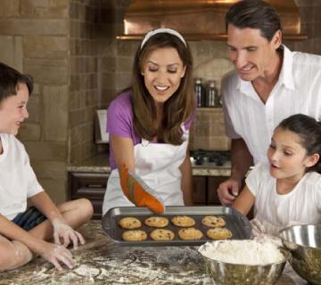 Pastelería en casa