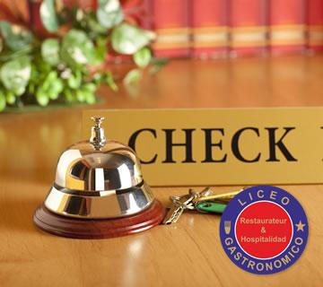 Auxiliar de Hotelería